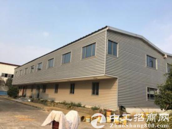 南京独院7600平钢结构厂房出租
