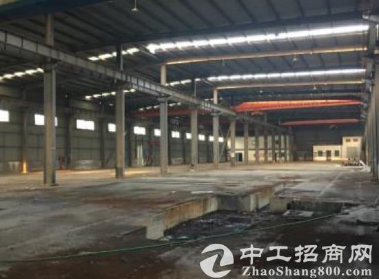 南京独院7600平钢结构亿万先生-图2