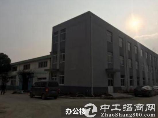 南京江宁独院厂房2700平招租外加办公楼 交通便利