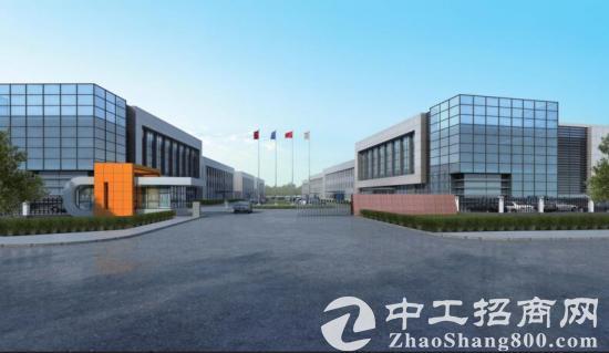 南京溧水开发区 全新厂房按需分租 形象霸气