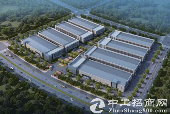 南京溧水开发区 全新厂房按需分租 形象霸气-图2