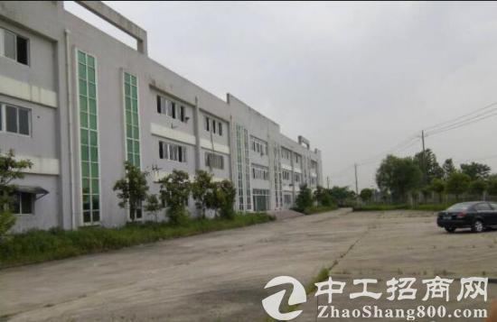江宁独门独院占地100亩双证齐全单层厂房12000平