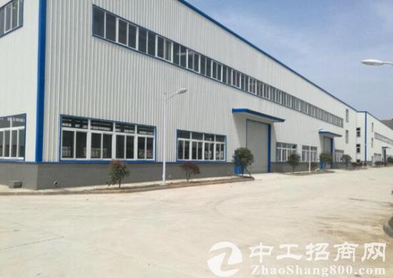 武汉开发区江夏汽车产业园1700m2钢构厂房出租