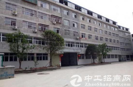 武汉郑店2000平方独栋厂房出租(配套宿舍)