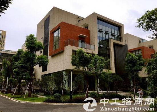 武汉郑店现成独栋1200平高端办公楼研发厂房出售