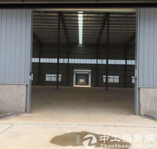 江夏郑店汽车零部件工业园区 钢结构厂房出售