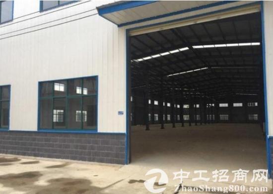 107国道东山头标准厂房出售3300平方-图3