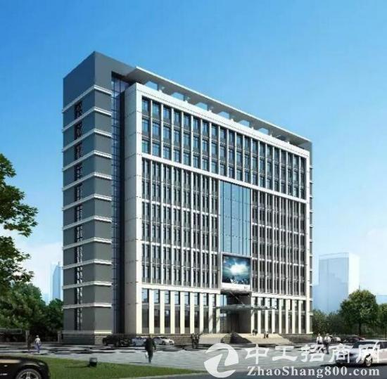 出售武汉双柳航天航空产业基地112亩厂房-图2