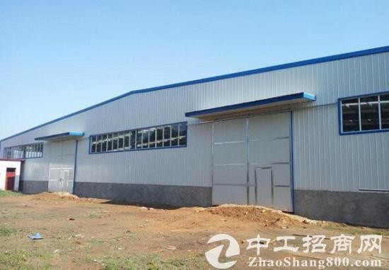 新郑临107国道工业园钢构厂房招租