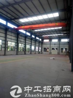 标准钢结构全新6300平米重钢结构厂房出售