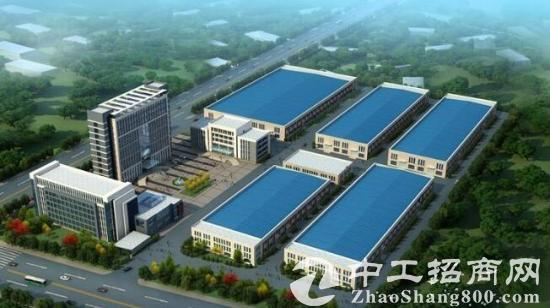 低价出售武汉四环与107国道交界处112亩4.1万方工业园-图2