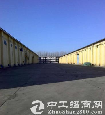 郑州新密单层轻钢标准厂房125000平方出售,可分割