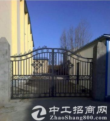 郑州新密单层轻钢标准厂房125000平方出售,可分割-图2