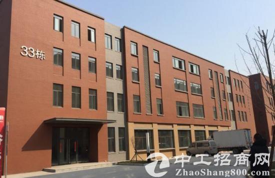 郑州薛店框架式标准厂房单层2366平方出售
