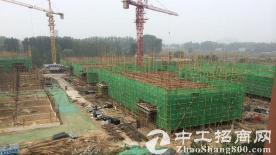 薛店电子信息行业员框架结构厂房单层2000平租售