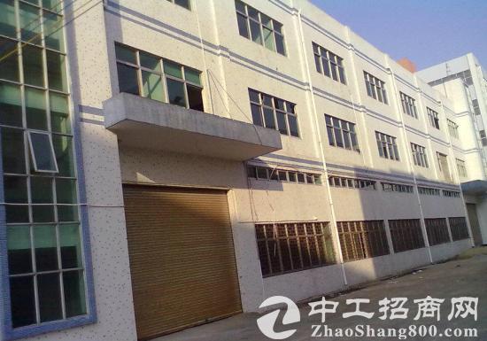 黄江田心楼上750平米带消防喷淋厂房出租