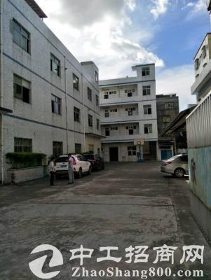 坪山新区碧岭工业区楼上带装修430平米厂房招租