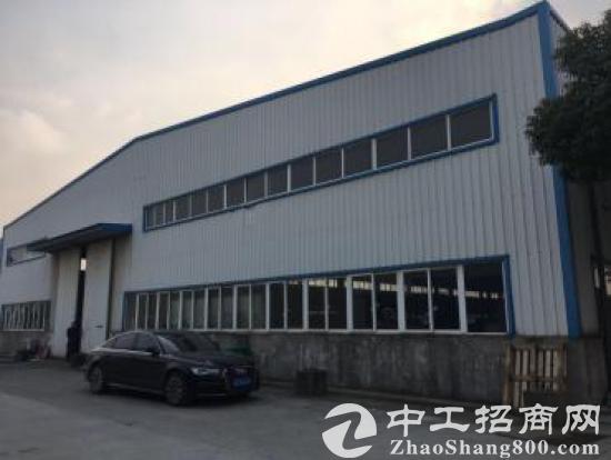 江宁钢结构单层厂房14000平高8米