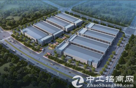 溧水单层独栋全新标准厂房7万平租售