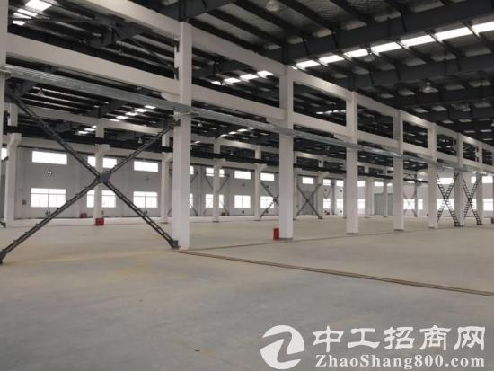 溧水智能装产业园备带行车钢构厂房出售