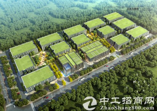 邻近南京 来安电子信息产业港 新建厂房出租
