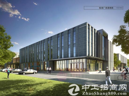 电子信息产业港 6342平独栋标准厂房出租