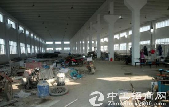 汊河1700平方米单层厂房出租,高10米,可装行车