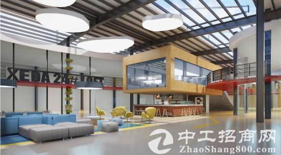 西青开发区政府招商,赛达创意产业园-图2