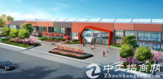 西青开发区政府招商,赛达创意产业园-图3
