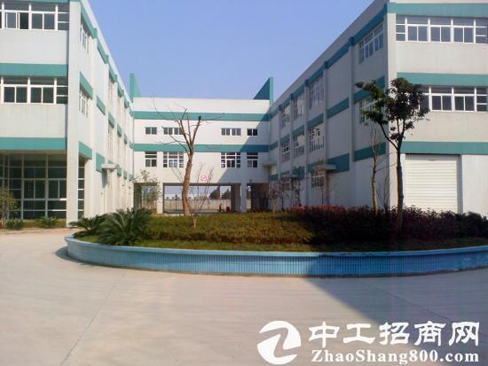 茶山成熟工业园新出独院标准2层厂房5500平米