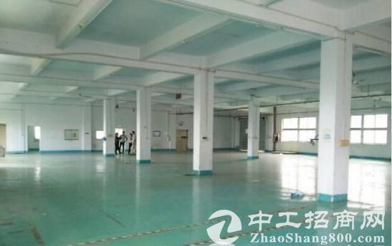 梅村4300平米标准厂房出租