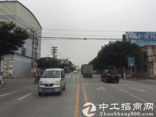 中山黄圃工业厂房25米大路边可做商业用途或商场-图3