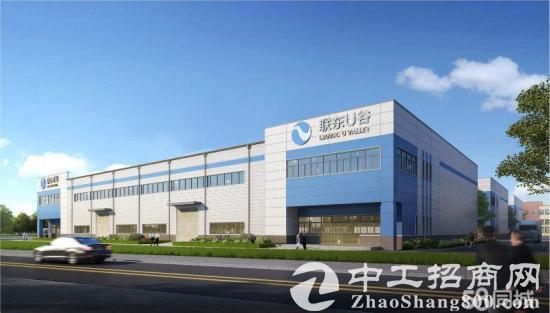 重庆两江新区挑高11.5米轻钢结构独栋厂房