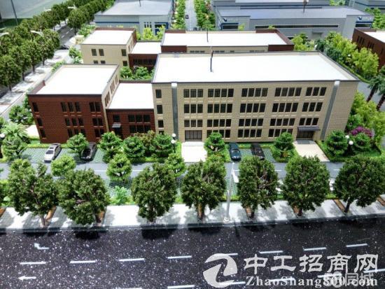 花园式厂房挑高8.1米临街独栋价格实惠-图3