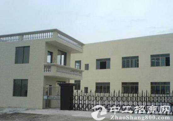 南京半小时经济圈 3240平标准厂房出售