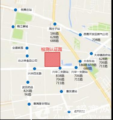 西青开发区自持厂房,多种面积,政策支持-图4