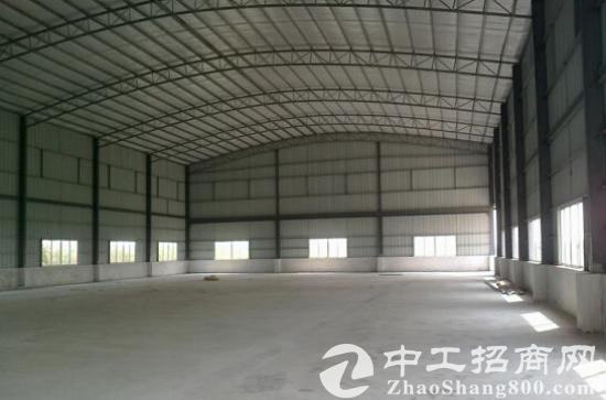 出租南京溧水钢结构新厂房做了环氧地面