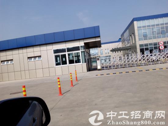 金山枫泾工业区40亩土地2.5万平方单层厂房出售