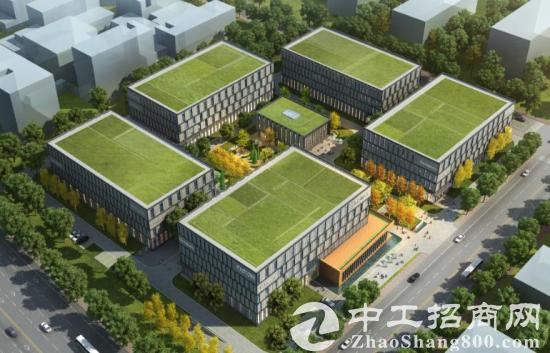 南京六合区附近独栋花园式厂房出租出售