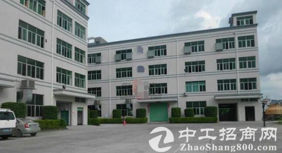 南京六合区横梁镇4680平方米花园式厂房出售