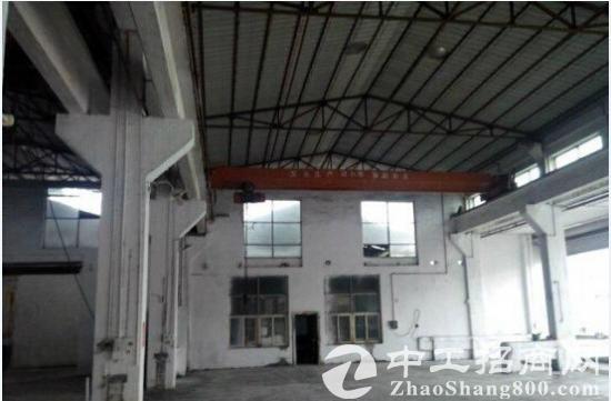 无锡梅村镇出租500平单一层机械厂房
