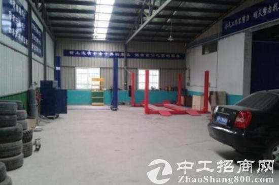 无锡新区梅村东方汽车城附近750平米汽修厂出租