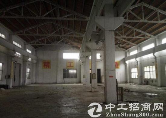 惠山堰桥1300方独立一栋标注机械厂房出租