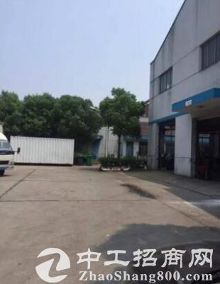 无锡锡山团结路旁芙蓉路上1200平机械厂房出租