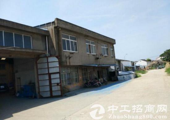 江阴北国独门1300方厂房带办公层出租