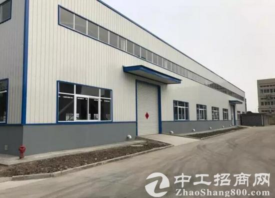 金安区 城北工业园7000平标准化厂房出租