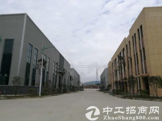3400+4300平米的二幢全新标准化厂房招租