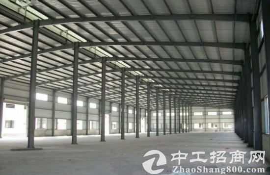 和县工业园620平米标准钢结构厂房出租