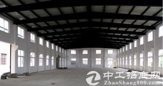 和县经济开发区钢构厂房7000㎡出租(可分租)