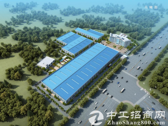 马鞍山和县县经济开发区7000厂房出租